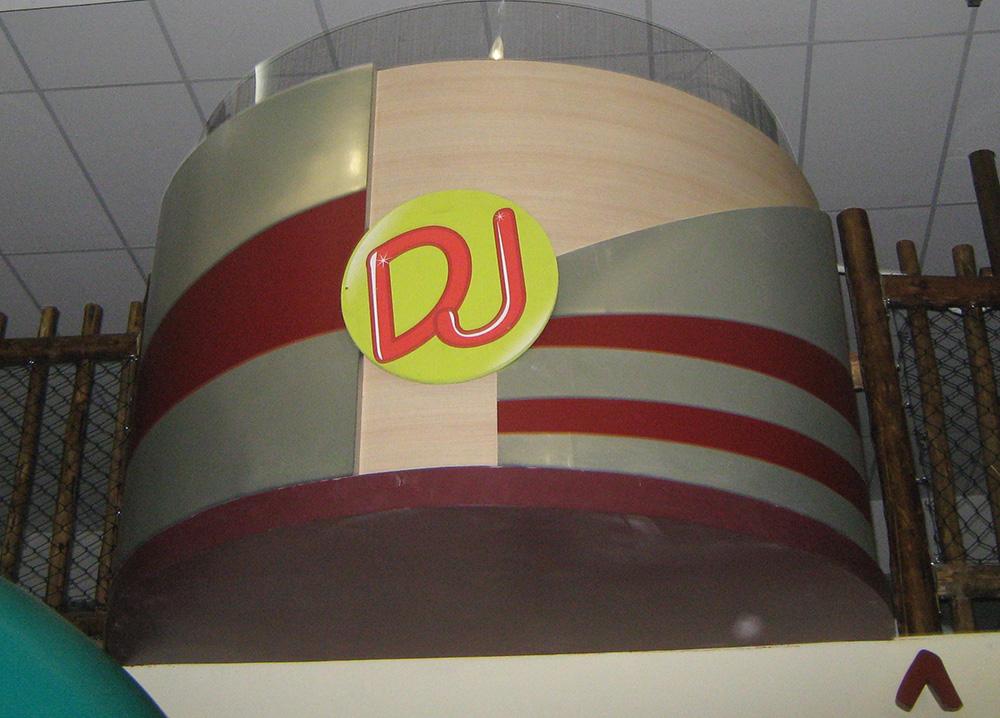 DJ aéreo