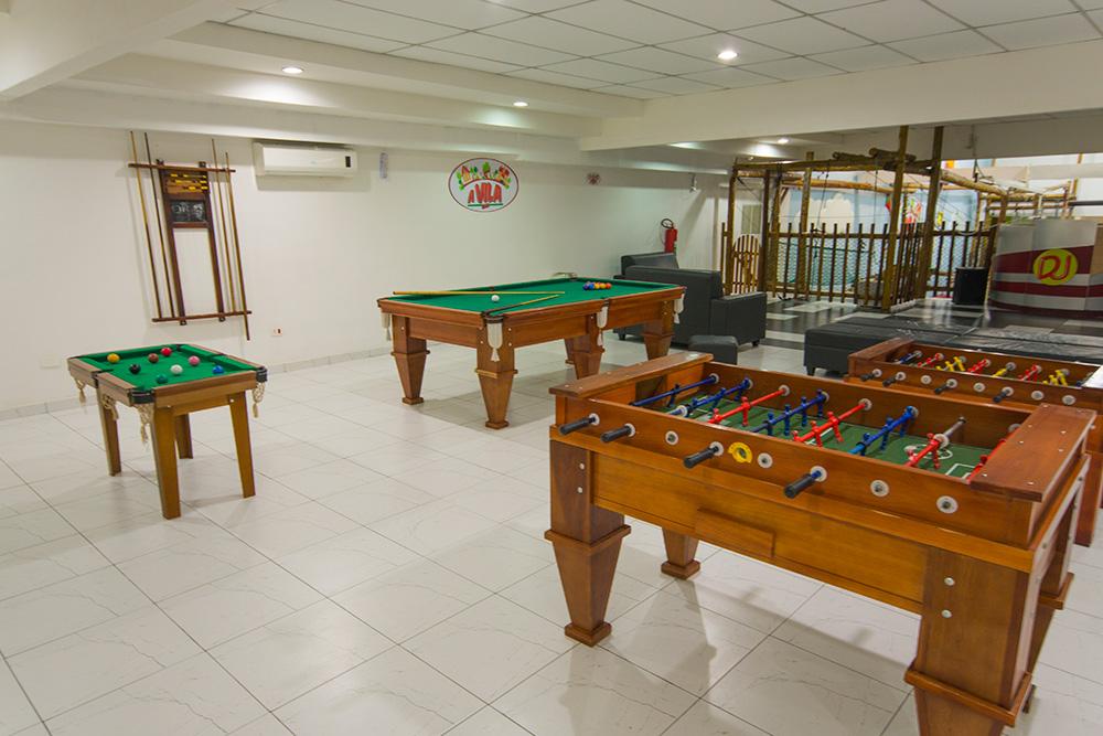 Mesas de jogos